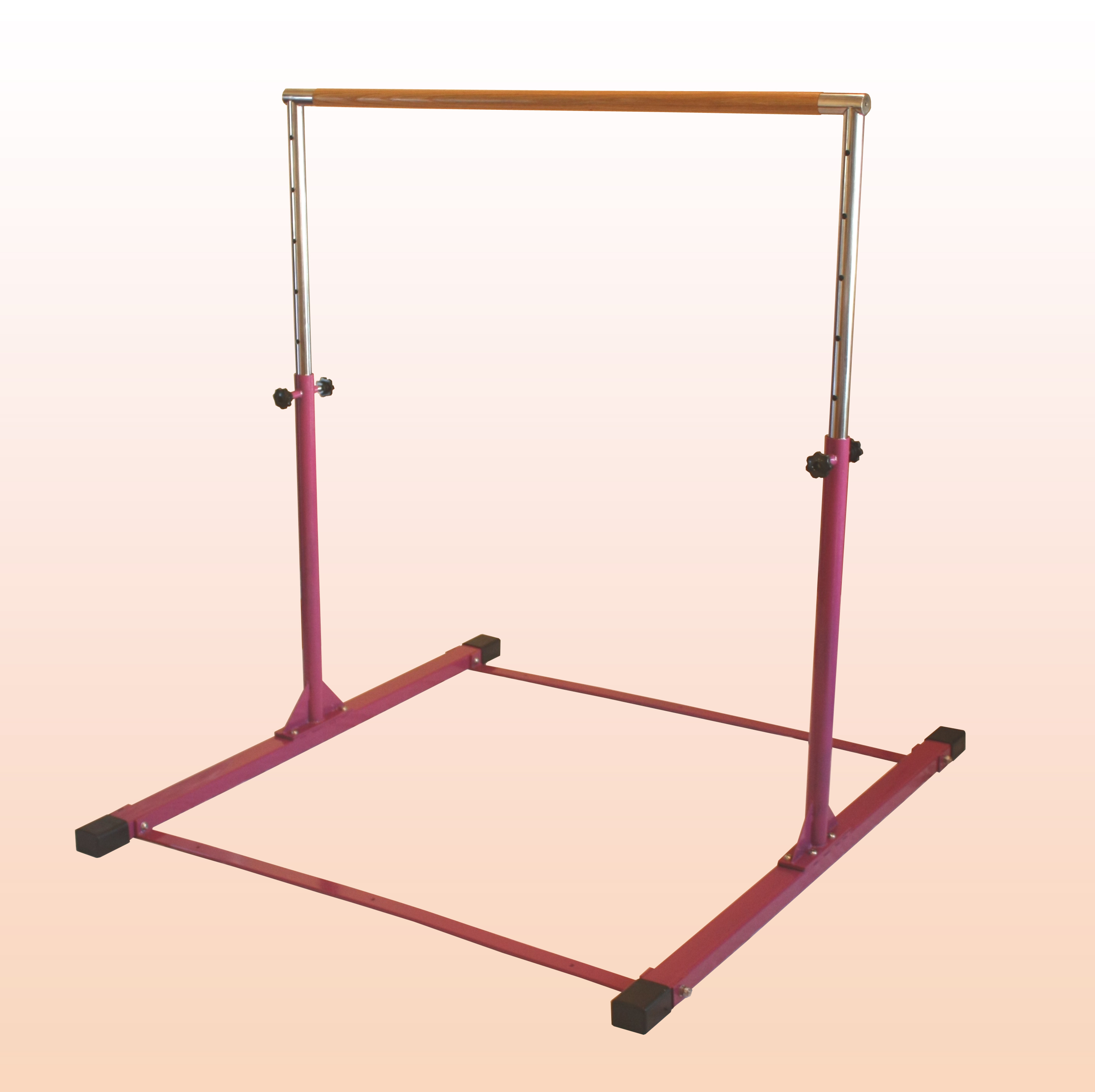 Adjustable Gymnastics Bar Model Dx Color Barney Purple
