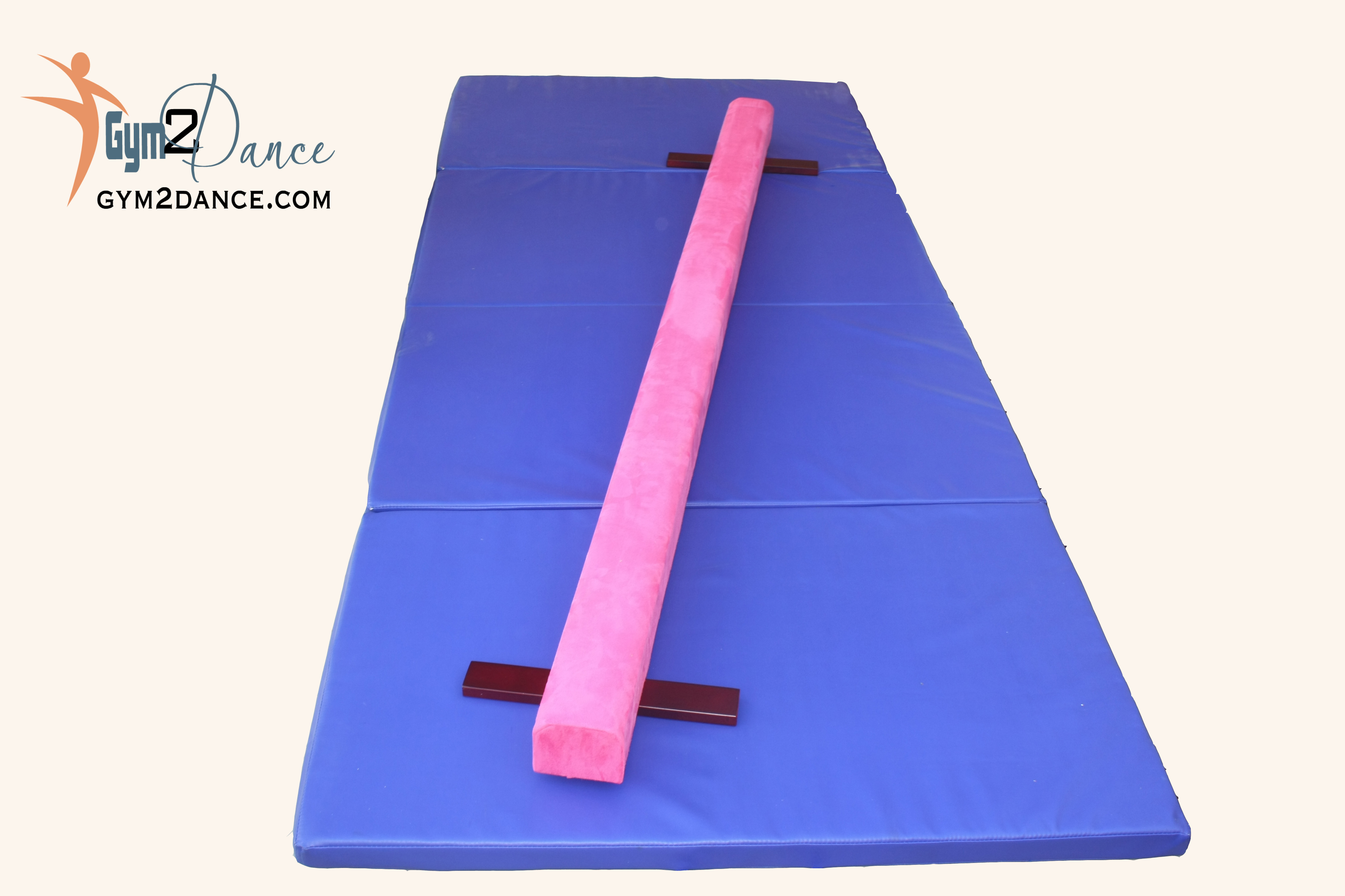 Combo 8 Balance Beam And 8 Mat Color Varies